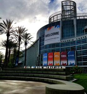 Anaheim Convention Center 2019